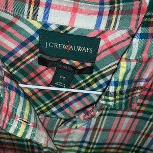 J Crew Women's Flannel